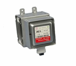 New Replacement Magnetron For LG 2B71165R AP4437489 PS3517729 By OEM Par... - $44.54