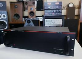MTX Soundcraftsmen A400 Pro Power Amplifier 205wpc Mosfet - $395.33