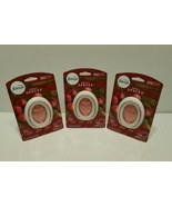 3 Limited Edition Febreze Small Spaces Fresh-Twist Cranberry Air Freshener - $16.65