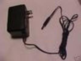 9v 500mA 9 volt adapter cord = Roland drum Midi Pad 80 electric power ca... - $19.75