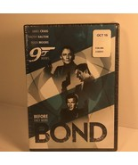 Before They Were Bond: 9 Movies (DVD, 2015, 2-Disc Set) NEW ROGER MOORE ... - $9.90
