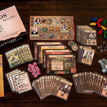Affliction: Salem 1692, the Witch-Hunting Board Game, by DPH Games Inc. - $29.95
