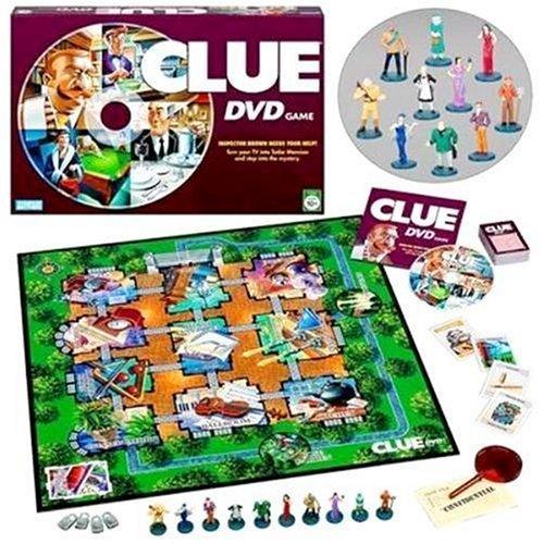 Hasbro Gaming Clue DVD Game - $34.29