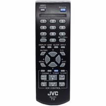 JVC RM-C203 Factory Original TV Remote AV-32430, AV-32432, AV-27430, AV-27432 - $10.89