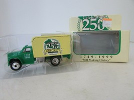 DIECAST WHITE ROSE FORD F-800 DELIVERY VAN 50TH ANNIV YORK COUNTY PA 199... - $9.75