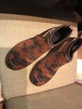 Ankle Boots Muk Luks Anabelle Women's Waterproof Tribal Print Size 8 - $47.95