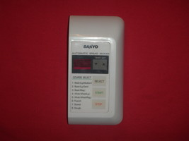 Sanyo Bread Maker Machine Control Panel for Model SBM-20 - $27.10
