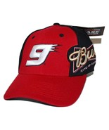 Nascar Chase Authentics Budweiser King of Beers Kasey Kahne #9 Flex Fit ... - $14.24