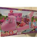 Brand New Barbie Pink Passport JET Glamour Vacation Airplane Halloween Sale - $168.30