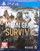 Metal Gear Survive (English/Chi Ver) (Online Play Required) for PS4 - $37.68