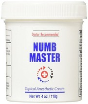 Clinical Resolution Non-oily Numb Master Topical Anesthetic Cream, 4 oz. - $40.78