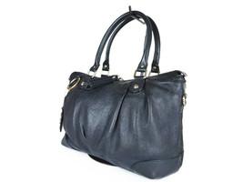 GUCCI Sukey Leather Black Shoulder Bag GT2293 - $459.00