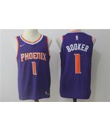 2017 Men's Phoenix Suns #1  Devin Booker basketball jersey purple.jpg - $26.66