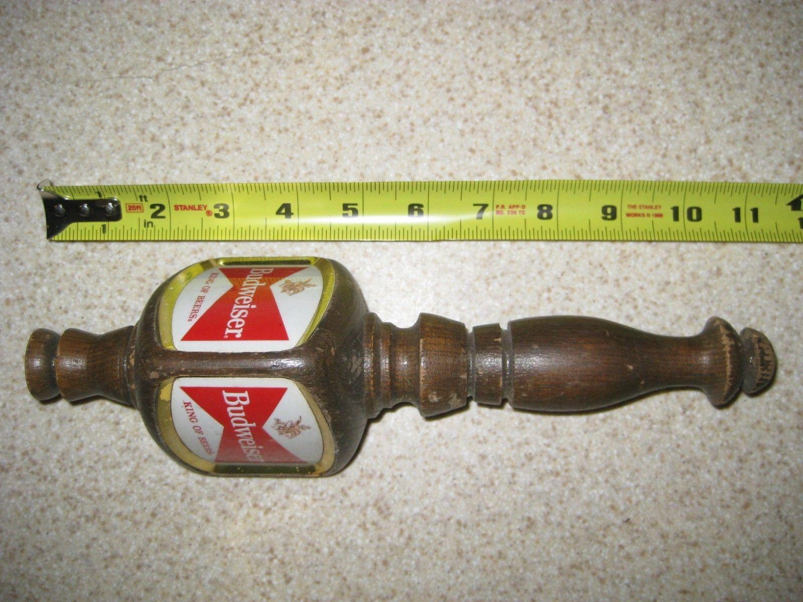 *MAKE AN OFFER* Budweiser Beer Tap Handle Vintage