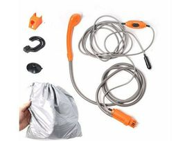 Yato Outdoor Portable Camping Shower for 12V Car Power Outlet image 5