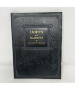 Lights and Shadows by Leonard Nattkemper 1927 Poems - $12.86