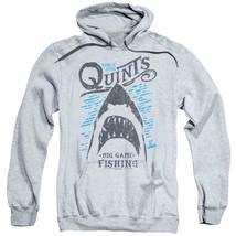 Jaws Movie Est.1975 Quints Big Game Fishing Shark Amity Island Hoodie UNI1175 image 1
