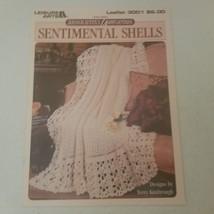 Sentimental Shells Leisure Arts Book Three #3001 1997 - $8.58