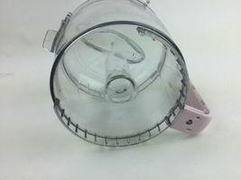 Cuisinart DLC-2AWB & 2AWBC Mini-Prep Plus Food Processor Pink Bowl And Lid image 5