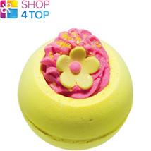 Morning Sunshine Bath Blaster Bomb Cosmetics Grapefruit Nectarine Handmade New - $5.83