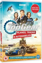 BBC Top Gear Planes Trains and Automobiles DVD *REGION 2 PLEASE READ LIS... - $15.95
