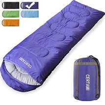 CER TAMI Sleeping Bag for Adults, Girls & Boys, Lightweight Waterproof C... - $31.52