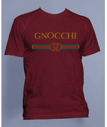 Gnocchi #2 Men Tee / T-shirt S to 3XL Maroon - $20.00+