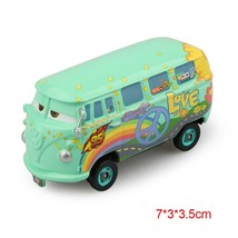 "Disney Pixar Cars 2 ""Fillmore"" Diecast Vehicle Kids Toys  - $8.69"
