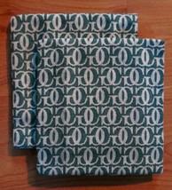 Williams Sonoma 2 New Monogram Collection Grand Cuisine Logo Kitchen Towels - $16.99
