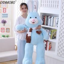 1pc 80/100cm Big Size Cute rabbit plush toy stuffed soft rabbit doll bab... - $41.00