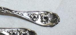 CARNATION Qty 5 Silverplate Dinner Fork WR Keystone 1908 - $34.00