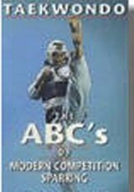 Taekwondo ABCs Modern Competition Sparring DVD Olympic Dana Hee korean k... - $19.99