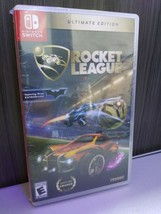 Nintendo Switch Rocket League Ultimate Edition Sports Game 2018 SEALED - $39.99