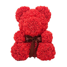 The Rose Bear for Birthday, Anniversary, Mother's Day, Graduation, Flower, Gift - $148.49+