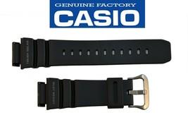 Genuine Casio G-SHOCK GW-9100 ORIGINAL  Gulfman Watch Band Black Rubber... - $38.95