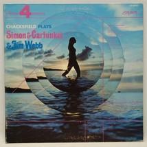 London Phase 4 Simon & Garfunkel & Big Jim Webb  LP Vinyl Album Record S... - $7.43