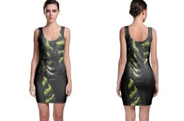 hulk movie comic image Bodycon Dress - $21.99+