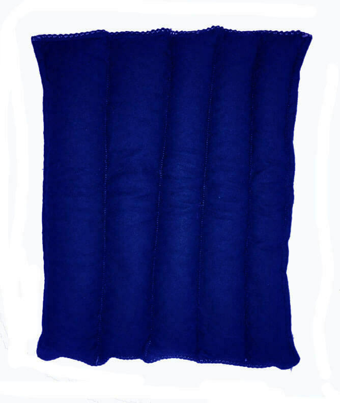 Primary image for Navy Blue Back You Pick a Scent Ricepack Microwaveable Hot Cold Pack Rice Pad