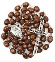 Soil Relic /& Gift Box Lot Bulk 3 Pcs Our Lady Fatima Pearl Rosary Rosario