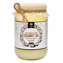 Vanalaya Cold Pressed Virgin Coconut Oil Edible Oil for Cooking Skin Hair 500 Ml - $35.12