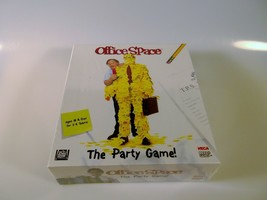 Office Space Party Game Reel Games NECA Great Gift New 2- 4 Teams - $5.99