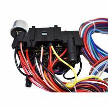 21 Circuit Wiring Harness Street Hot Rat Rod Custom Universal Wire Kit XL WIRES image 6