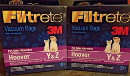 6 Hoover Windtunnel Type Y  Vacuum Cleaner Bags Hoover Windtunnel Type Z - $7.57