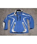 KILLTEC Technical Outdoor Ski Jacket, Men's Small, Blue & White, Model C... - $56.09