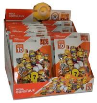 Mega Bloks Construx Series 10 Minions Box 24 Blind Packs - $30.00