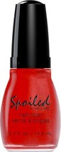 Wet n Wild Spoiled Nail Colour Breakfast In Red Pack of 1 x 15 ml - $5.87
