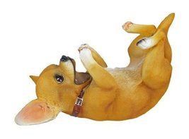TINY TIPPLER Chihuahua Dog Wine Bottle Holder by Things2Die4 - $26.68