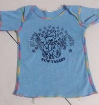 "Vintage ""Sun Valley"" Toddler/Baby Shirt - Ships Free! - $9.74"