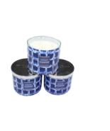 Bath & Body Works Mahogany Teakwood 3-Wick Jar Candle 14.5 oz, (Set of 3) - $65.89