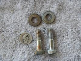 Rear shock upper mount bolts 1962 62 Rex 50 KL35 KL30 CycloThrust - $23.36